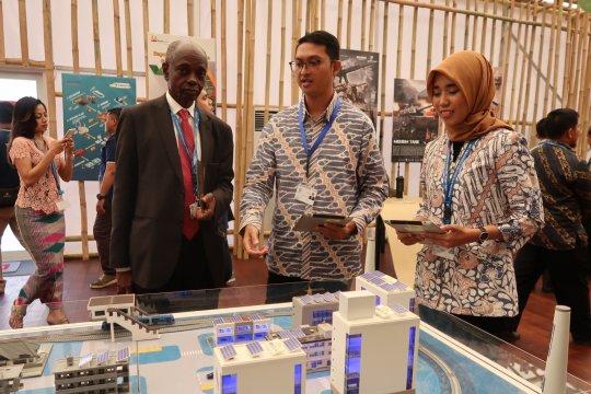 Delegasi IMF-WB tertarik solarpanel produksi Indonesia