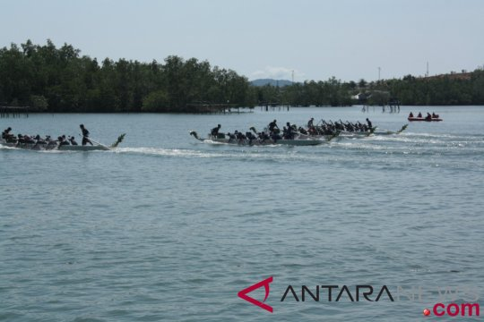 Dragon Boat Race diharapkan dongkrak wisatawan ke Tanjungpinang