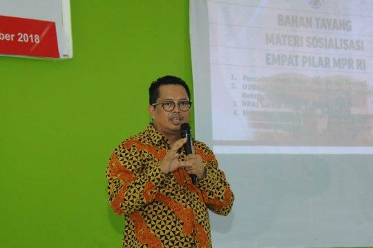 Wakil Ketua MPR berharap sistem pemilu di evaluasi