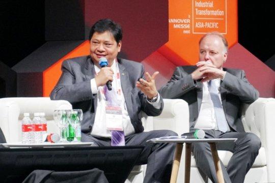 Menperin: RI-Singapura bisa jadi mesin kekuatan ekonomi Asia