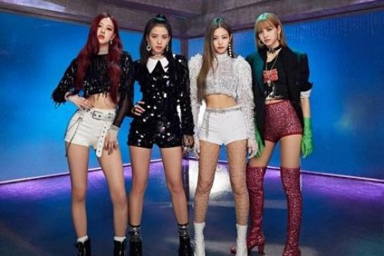 """As If It's Your Last"" buka penampilan perdana BLACKPINK di Indonesia"