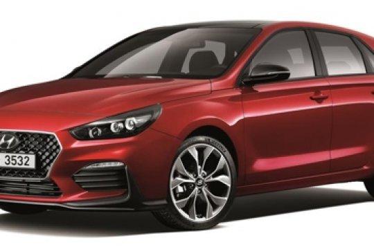 Hyundai luncurkan model i30 N Line di Korea Selatan