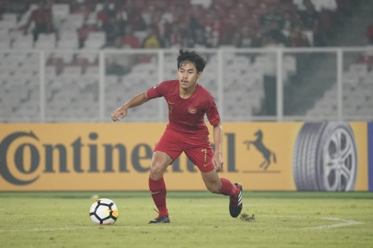 Indonesia-Taiwan imbang 0-0 babak pertama