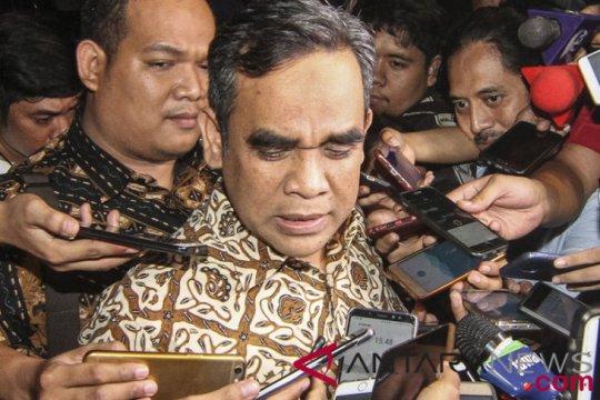 Partai pengusung Prabowo lakukan diskusi dengan Komisioner KPU