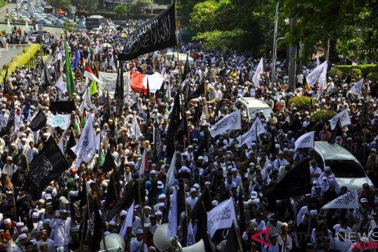 Lebih 12.000 polisi akan amankan Aksi Bela Tauhid