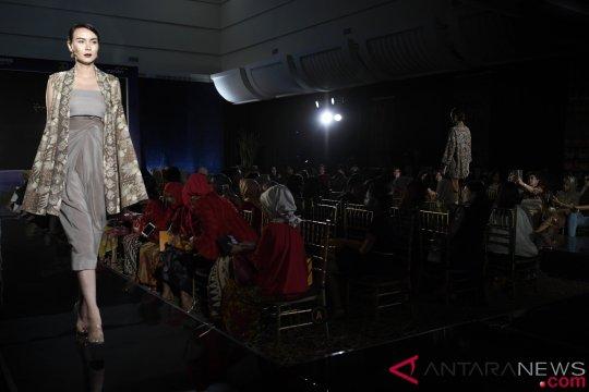 Desainer cilik ikut perkenalkan Batik Bekasi di Lebanon