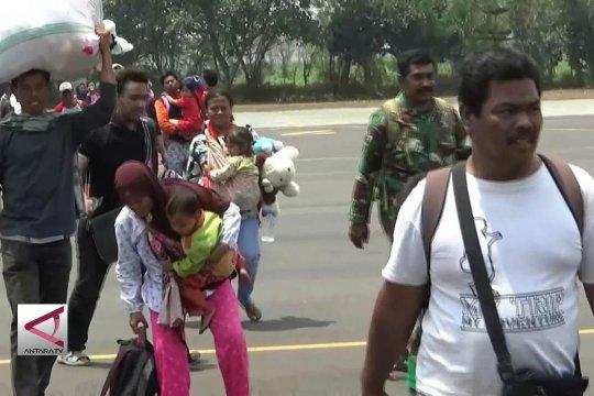 Korban Gempa Palu asal Jatim tiba di Malang