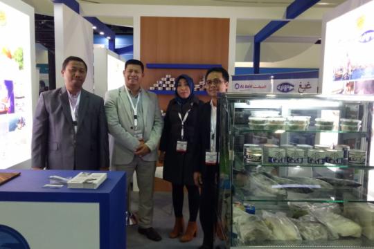 Produk  makanan laut Indonesia disambut pasar Dubai