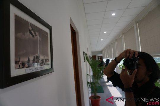 Potret hubungan pertama Indonesia-India terpajang di KBRI Delhi