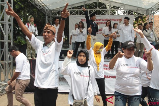 Di Sidoarjo, TKD Jokowi incar kemenangan hingga 80 persen
