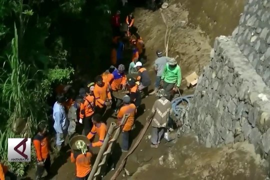 Antisipasi bencana, BPPD petakan zona rawan