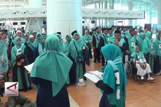 Penerbangan Internasional Perdana dari Bandara Kertajati