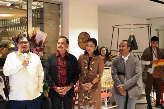 Menperin resmikan gerai produk Indonesia di Singapura