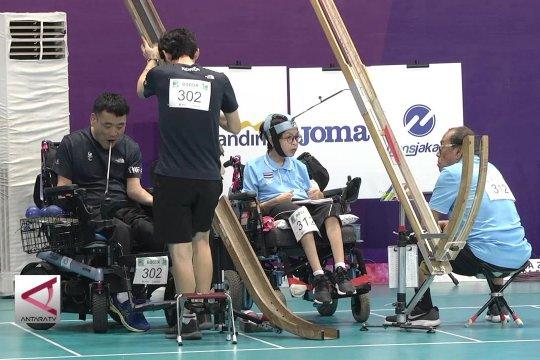 Boccia cabang baru dalam Para Games 2018