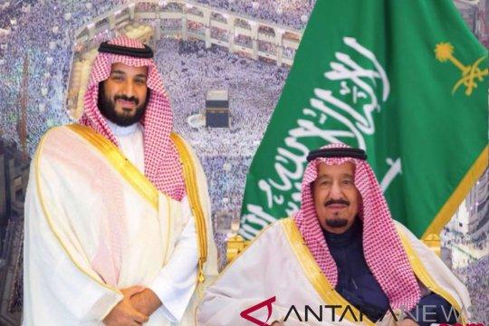 307 personel polisi diturunkan untuk amankan Putra Mahkota Saudi