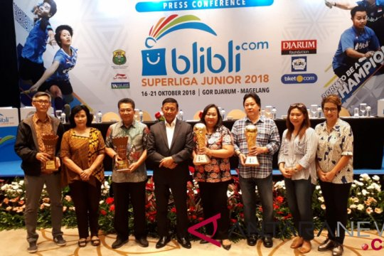 13 klub berebut gelar Superliga Junior 2018