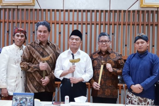 Soal kebudayaan, Hasto meyakini Jokowi punya komitmen tinggi