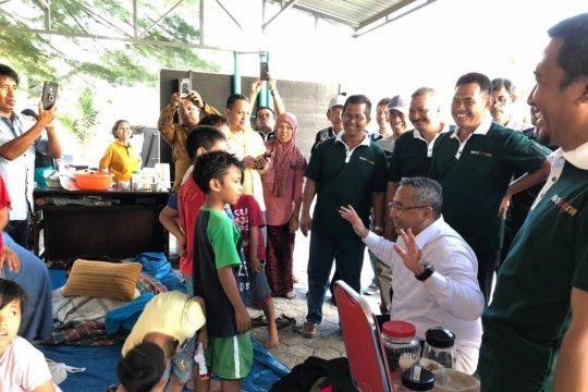 Menteri Desa pimpin langsung pembentukan posko korban gempa Palu