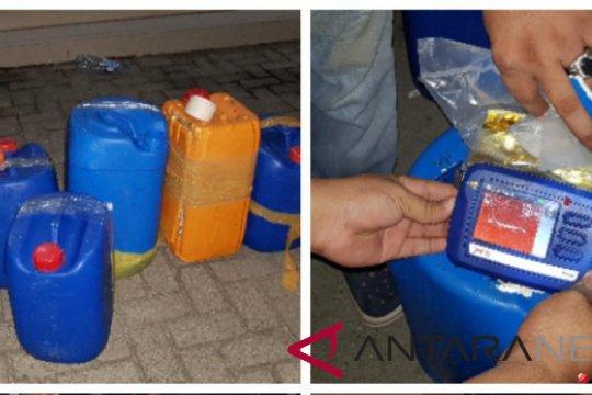 BNN mengamankan 50 kilogram sabu-sabu dalam jerigen