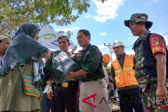 Memastikan pengawasan dana bantuan Sulteng