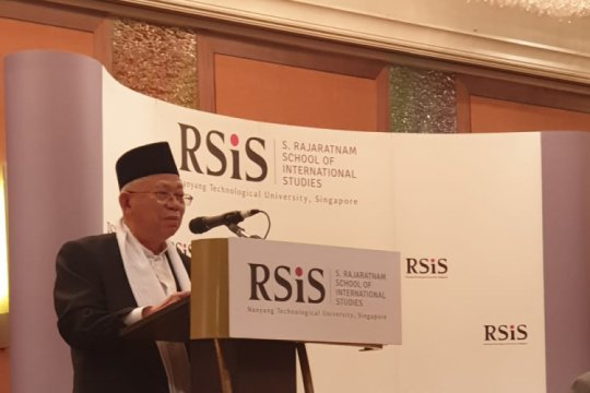 Ma'ruf Amin tekankan keberadaan pekerja migran bukan kegagalan Presiden Jokowi