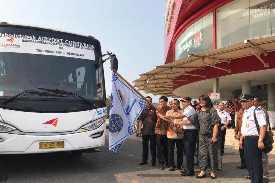 BPTJ gandeng Agra luncurkan bus Pondok Gede-Bandara