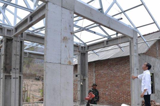 Presiden tinjau pembangunan RISHA di Sumbawa Barat