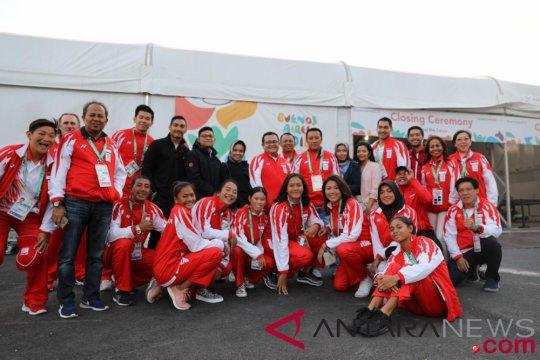 Menpora apresiasi perjuangan atlet muda Indonesia di Argentina
