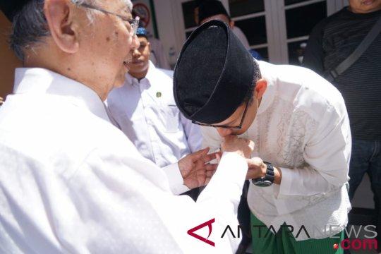 Pesan Gus Solah untuk Prabowo-Sandiaga di Hari Santri Nasional