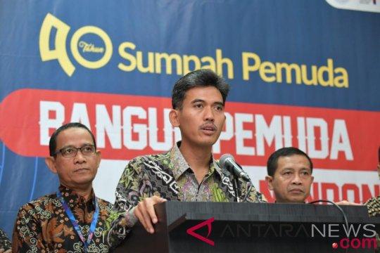 Kemenpora sebut Indonesia alami bonus demografi generasi muda