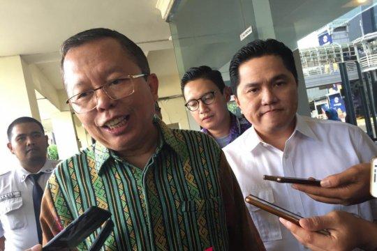 Ketua TKN Jokowi-Ma'ruf datangi Bawaslu