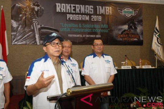 Ketua MPR jadi anggota kehormatan IMBI