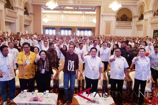 Pramono: Sosialisasi Capres-Cawapres Jokowi-Ma'ruf perlu dimaksimalkan