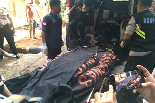 Sudah 14 kantong jenazah masuk RS Polri