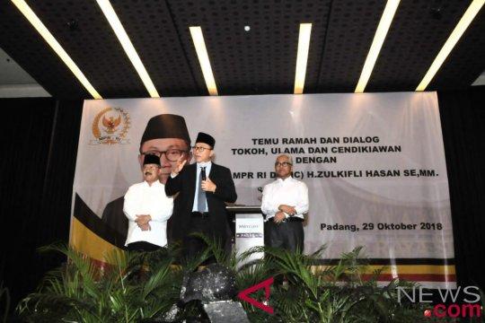 Ketua MPR ingatkan masyarakat berpartisipasi dalam pemilu 2019