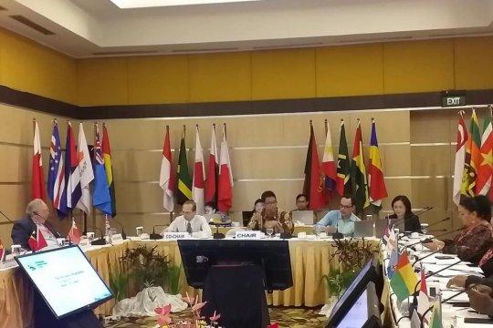Delegasi SOM sepakati deklarasi pembentukan Forum Negara Kepulauan