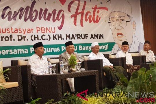 Ma'ruf Amin: Kepentingan saya penguatan umat