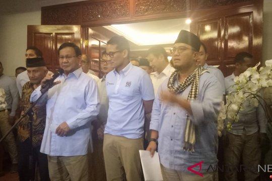 Pendukung di Eropa deklarasikan dukungan pada Prabowo-Sandi