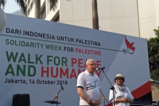 """Solidaritas Indonesia """"udara segar"""" bagi Palestina"""