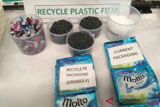 Kumpulkan plastik sachet, kini ada teknologi daur ulangnya