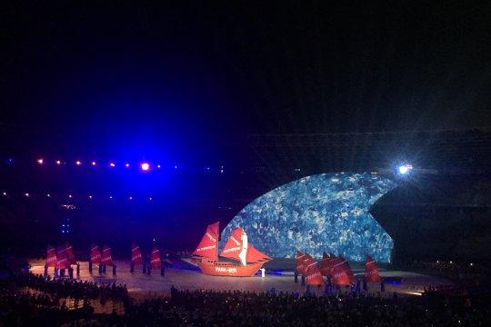 Tahun 2018 dikenang karena Asian Games