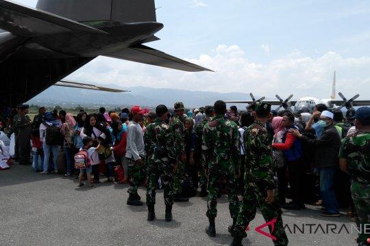Peran TNI bantu korban gempa Palu diapresiasi