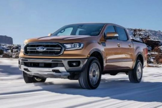 Ford Ranger 2019 tantang kekuatan Chevrolet Colorado