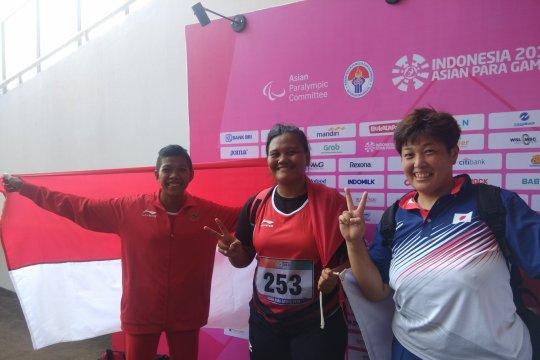 Suparniyati : Medali emas ini untuk ibu