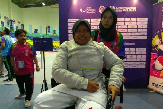 Asa olahraga anggar kursi-roda pada Pemerintahan Jokowi