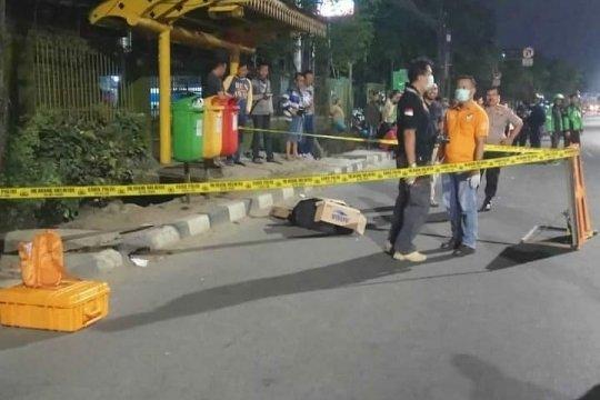 Polisi memediasi kelompok pelaku keributan di Diskotek Bandara