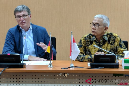 Indonesia-Jerman sepakat kembangkan program kemitraan kejuruan