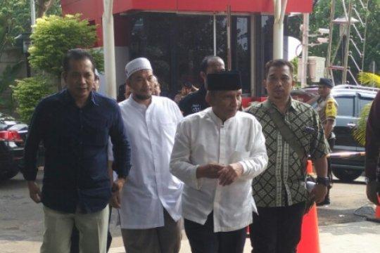 Amien Rais gagal temui pimpinan KPK