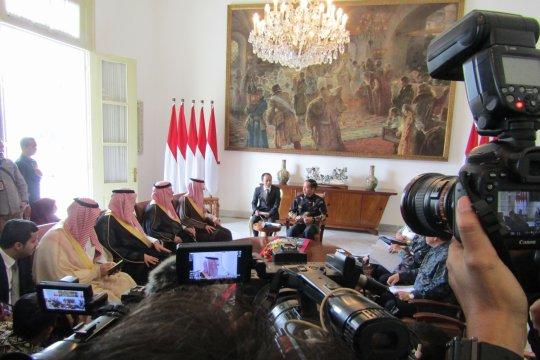 Tiga arahan Jokowi tentang bilateral Menlu Indonesia-Saudi