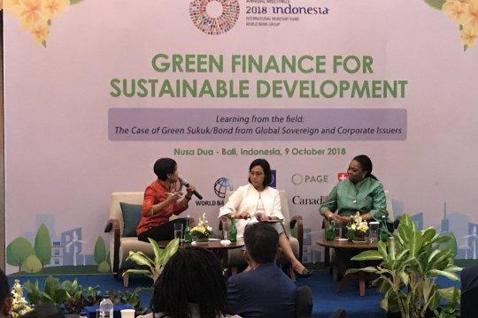 Obligasi hijau daerah atasi kesenjangan investasi transisi energi